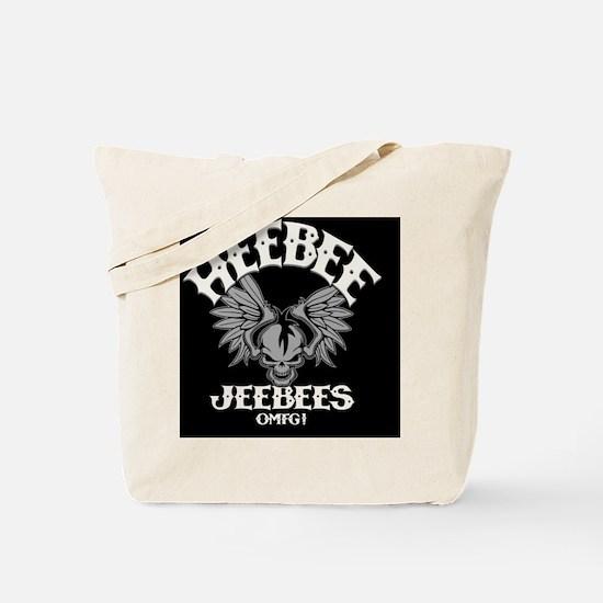 heebeeGBs-BUT Tote Bag