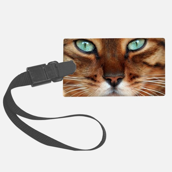 Paws and Wiskers Luggage Tag
