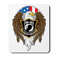 POW/MIA Eagle Mousepad