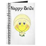 Smiley Face Bride Journal