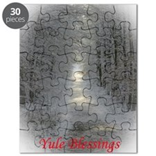 Yule Blessings Puzzle