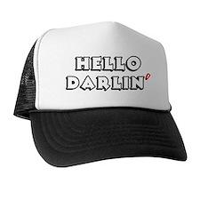 HELLO DARLIN Trucker Hat