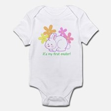 First Easter Bunny Infant Bodysuit