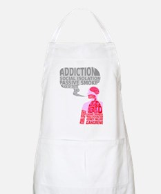 What smoking does? Apron