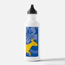 Kangaroo Iphone 5 Case Water Bottle