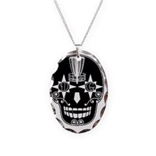 Sugar Skull Catcher - Birdshot Necklace