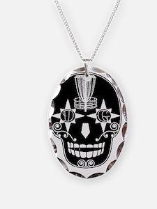 Sugar Skull Catcher - Birdshot Necklace