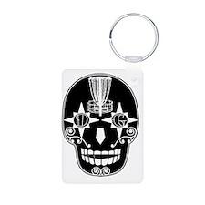 Sugar Skull Catcher - Bird Keychains