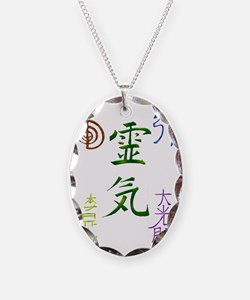 Reiki Symbols Necklace