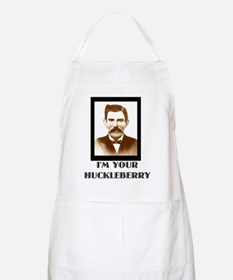 Doc Holliday - I'm Your Huckleberry Apron