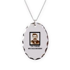 Doc Holliday - I'm Your Huckle Necklace