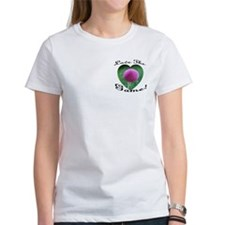 Love The Game Pink Golf Ball Tee