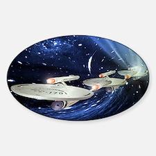 Star Trek Enterprise Poster Decal