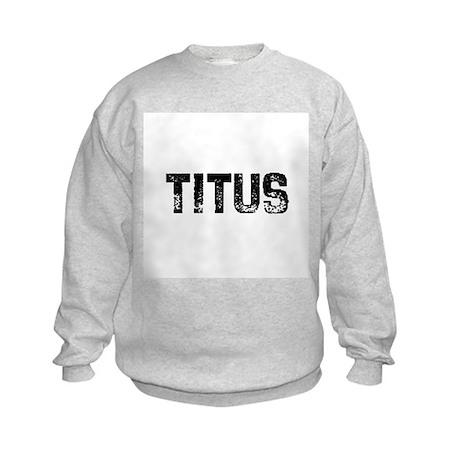 Titus Kids Sweatshirt