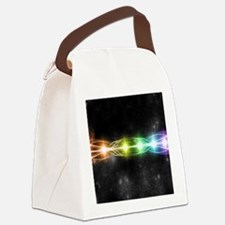 7 chakra H Mouse pad Canvas Lunch Bag