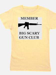 Big Scary Gun Club Girl's Tee