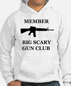 Big Scary Gun Club Jumper Hoody