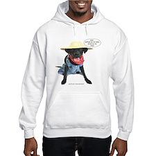 Black Lab Farmer Hoodie