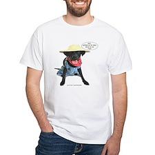 Black Lab Farmer Shirt