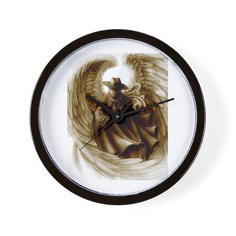 Angel Phantom Wall Clock
