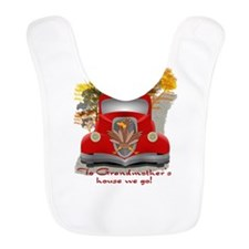 Funny Holiday Celebrations Bib