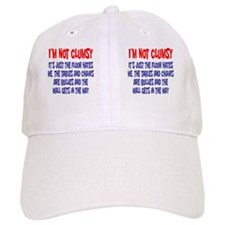 Not Clumsy Baseball Cap