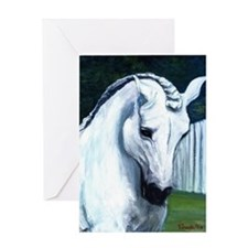 Andalusian Horse Greeting Cards