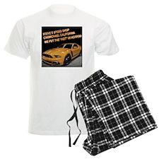 Boss 302 Pajamas