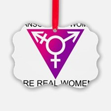 Transgender women Ornament