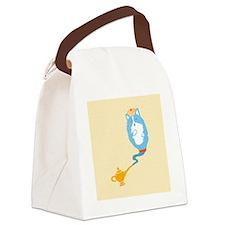 Corgi Genie Canvas Lunch Bag