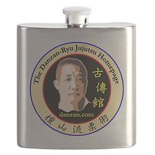The Danzan-Ryu Jujutsu Homepage Logo Flask