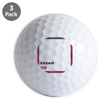 DREAM BIG Golf Ball