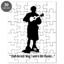 Only Need This Uke Puzzle