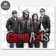Band Photo Transparent Bkgd Puzzle