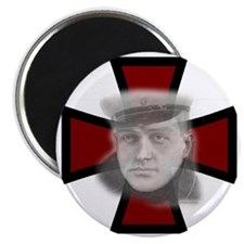 Red Baron Magnet