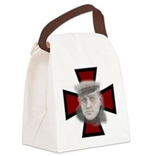 Red Baron Canvas Lunch Bag