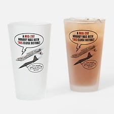 Top Fun Drinking Glass