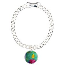 Another Year Clean and S Charm Bracelet, One Charm