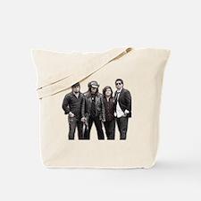 Band Photo No Logo Tote Bag