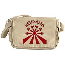 Kendama Sun Messenger Bag