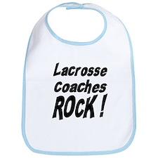 Lacrosse Coaches Rock ! Bib