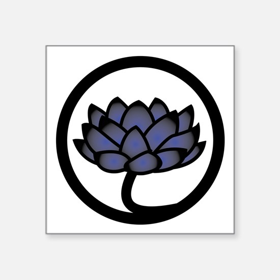 """Planeswalkers Library Logo Square Sticker 3"""" x 3"""""""