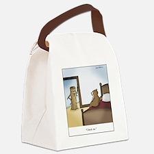 Chuck me Canvas Lunch Bag