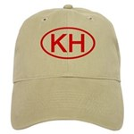 KH Oval (Red) Cap