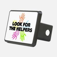 Look For The Helpers Hitch Cover