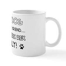 Selkirk Rex Cat family Mug