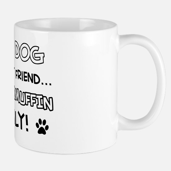 Ragamuffin Cat family Mug
