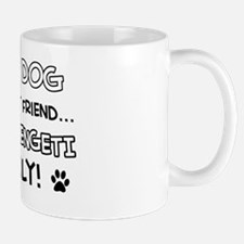 Serengeti Cat family Mug