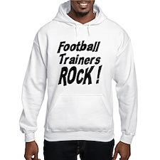 Football Trainers Rock ! Hoodie