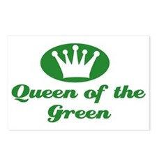 Queen of the Green Postcards (Package of 8)